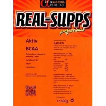 Real-Protein Active BCAA 500g