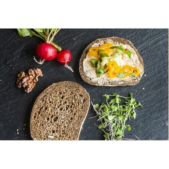Ketofaktur Low Carb Brotbackmischung 300g ketogen...